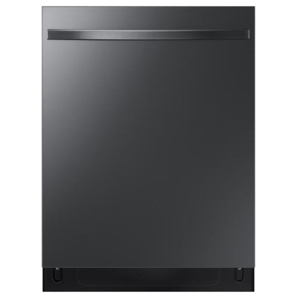 Samsung 24 in. Tall Tub Top Control Stormwash Dishwasher in Black Stainless with AutoRelease Dry, 48 dBA