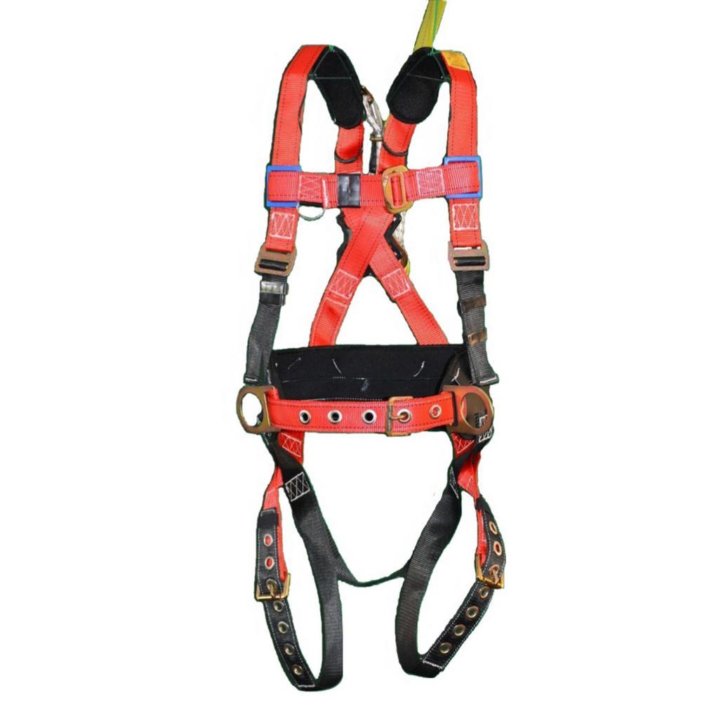 3-in-1 Dennington Tradesman Harness X-Large Small Hook