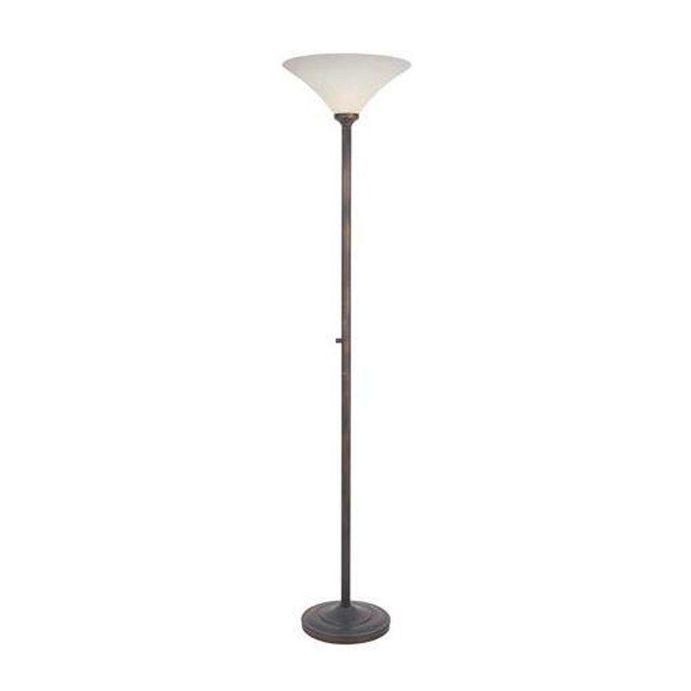 Illumine Designer Collection 72 in. Bronze Floor Lamp