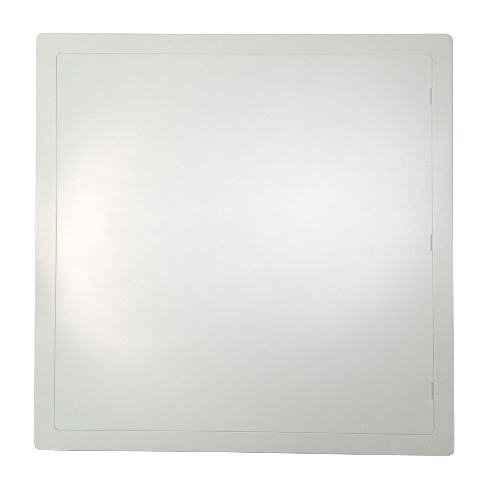 Acudor Products 22 in x 22 in Plastic Wall or Ceiling Access