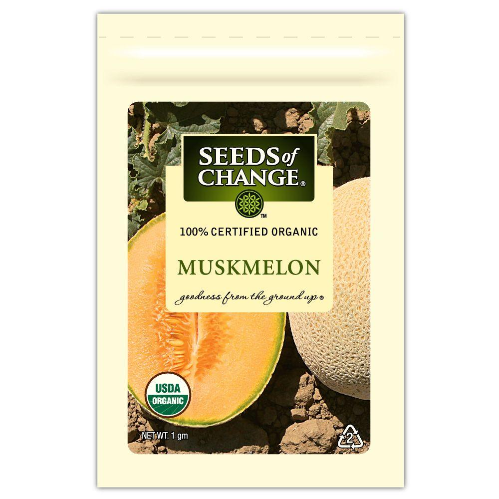 Seeds of Change Muskmelon (1-Pack)