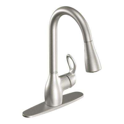 Moen Kitchen Faucets Kitchen The Home Depot