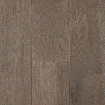 Castlebury Scarborough Grey Eurosawn Oak 3/4 in. T x 4 in. W x Random Length Solid Hardwood Flooring (16 sq. ft./case)