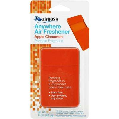 Apple Cinnamon Scented Anywhere Air Freshener