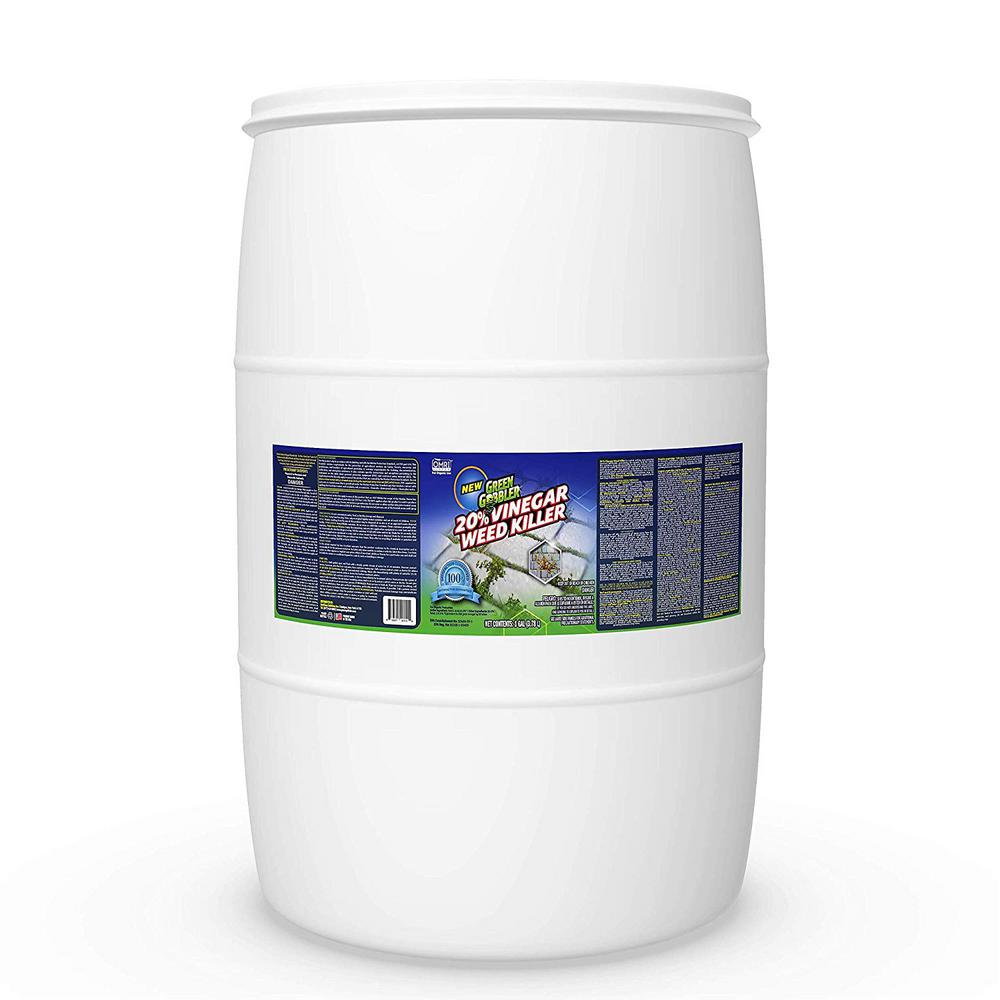 20% Vinegar 55 Gal. Ready-to-Use Weed and Grass Killer