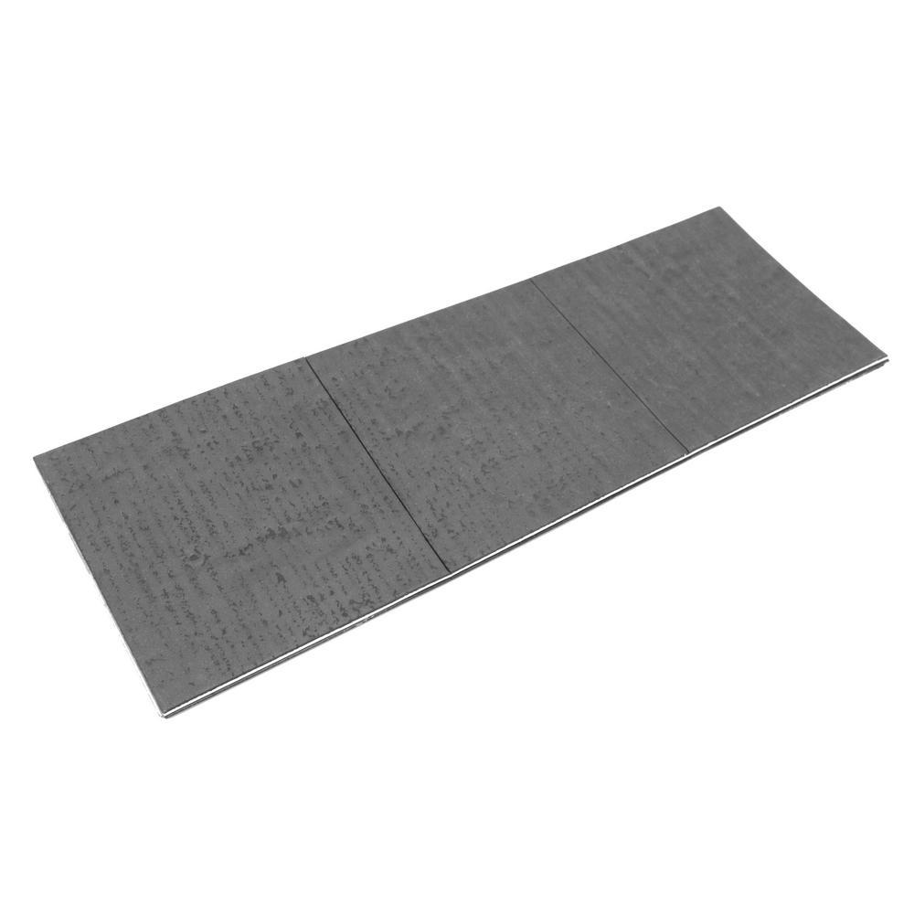 SINKOLOGY 6 in. x 6 in. 70 mil Kitchen Sink Sound Dampening Kit (9-Pads per Kit)