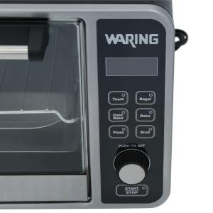 Waring Pro Digital Convection Oven TCO650 The Home Depot