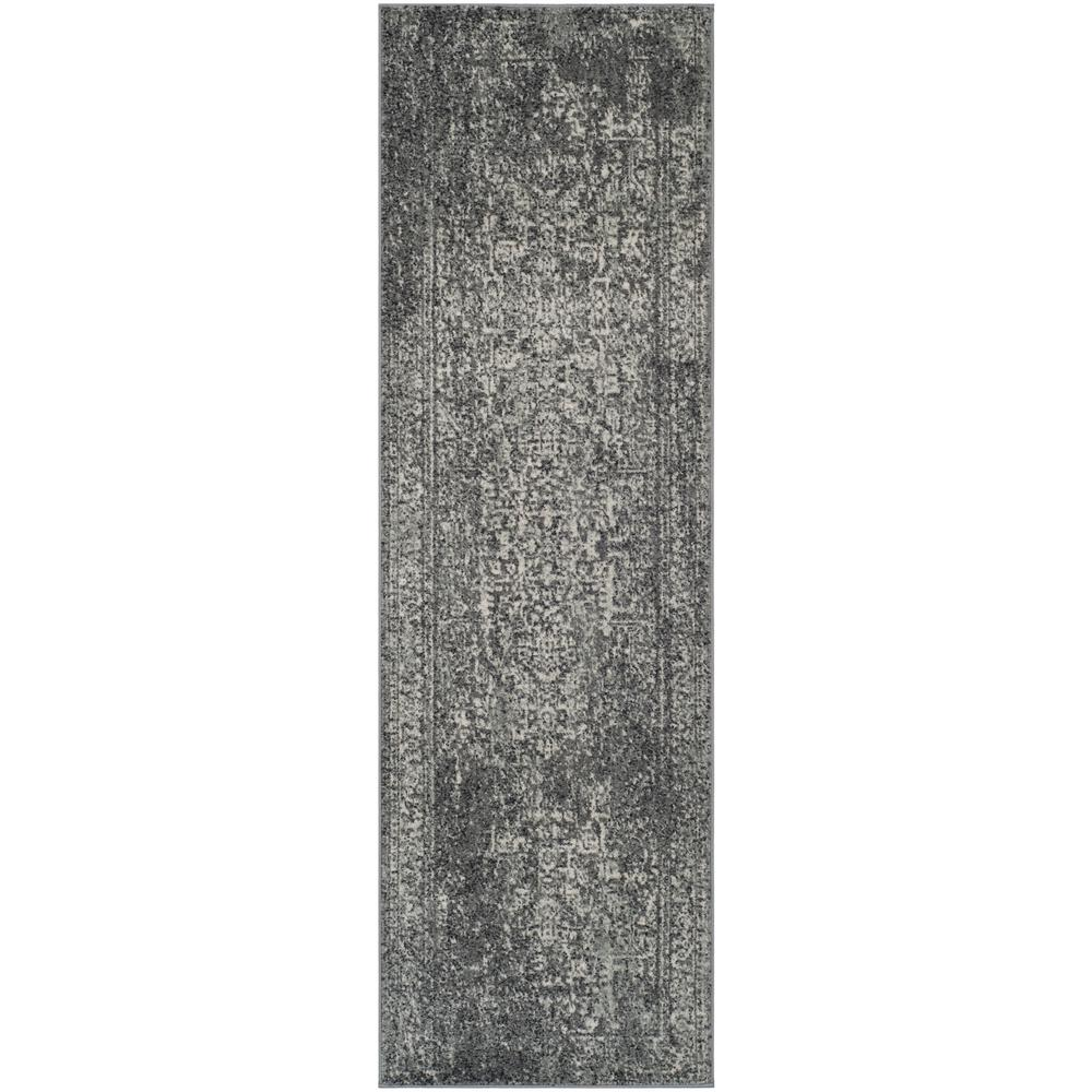Safavieh Evoke Collection Evk256d Vintage Oriental Grey