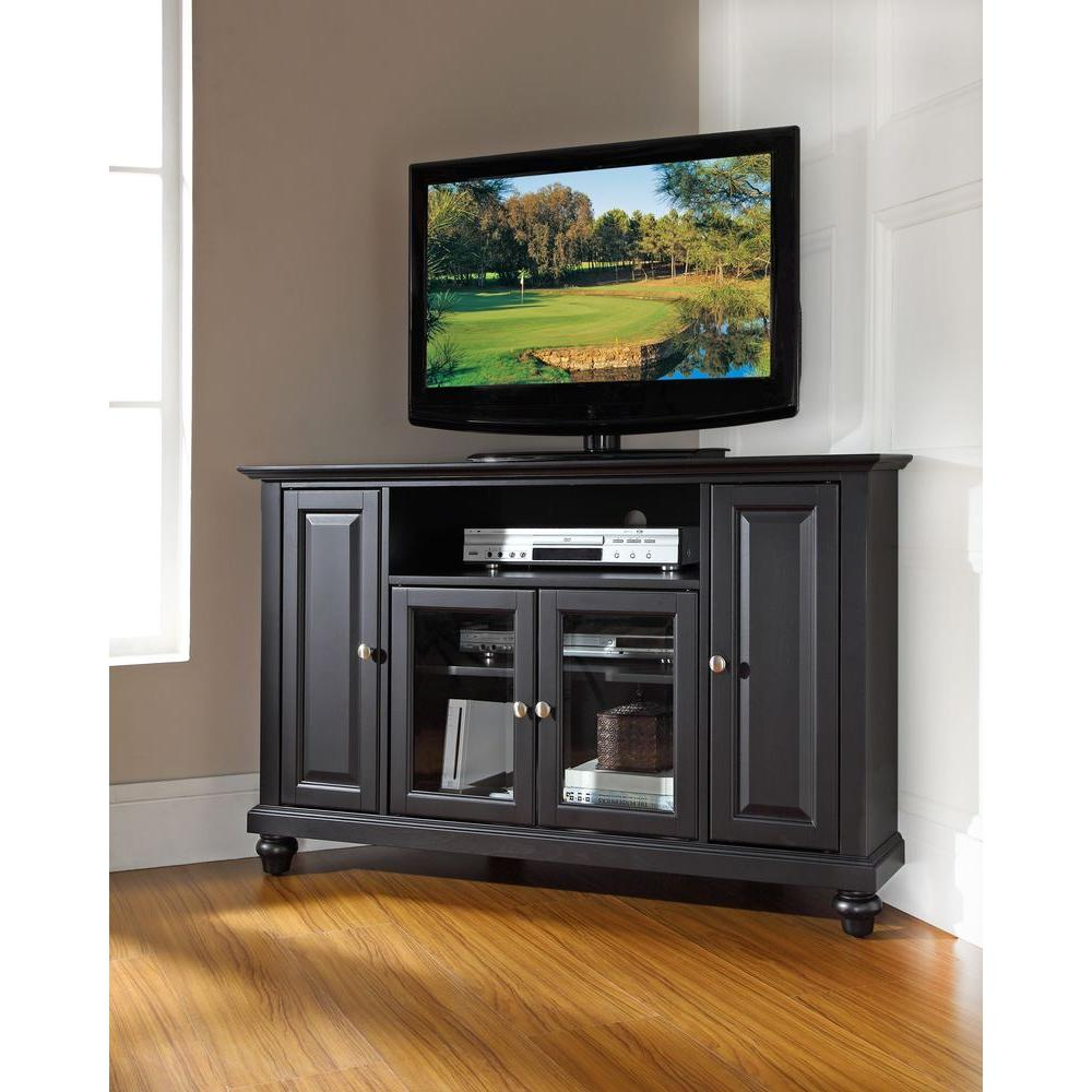 Crosley Cambridge Black Entertainment Center