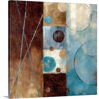 """""""Roll With It I"""" by  Nan F Canvas Wall Art"""