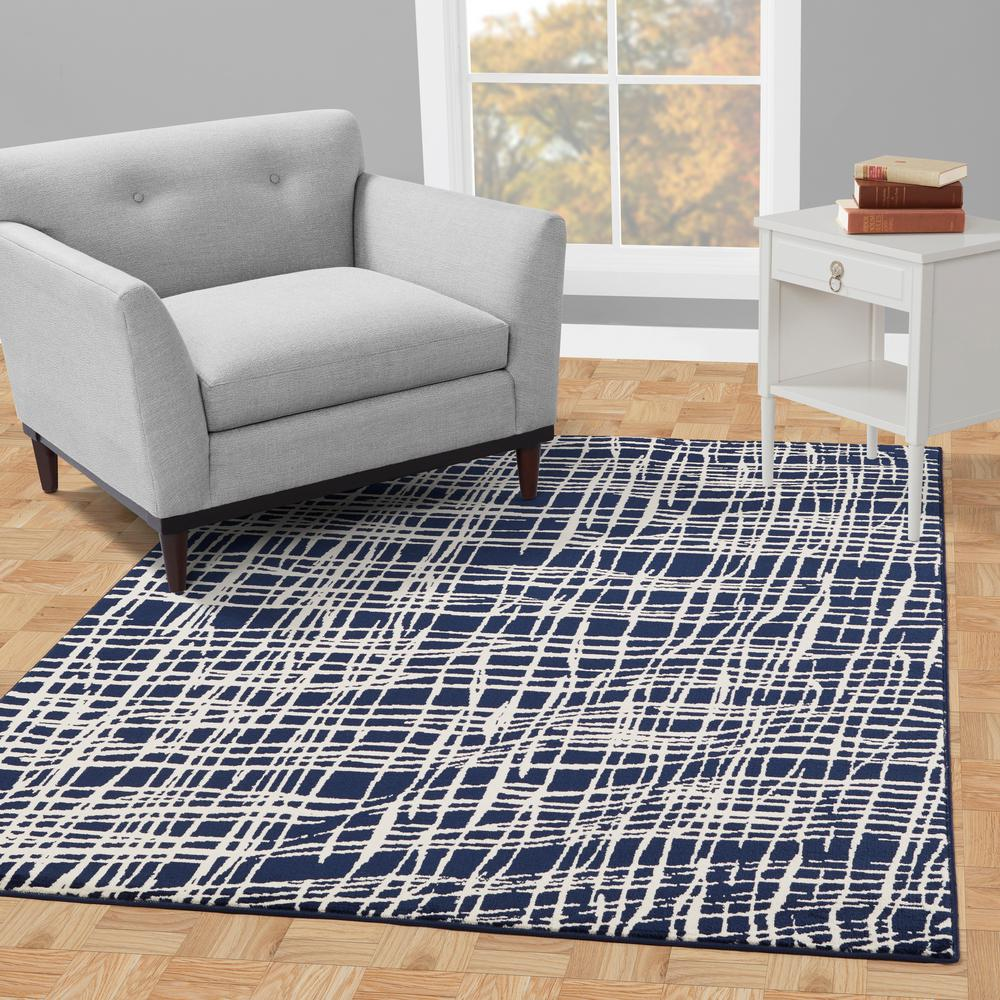 Diagona Designs Jasmin Collection Abstract Stripes Design
