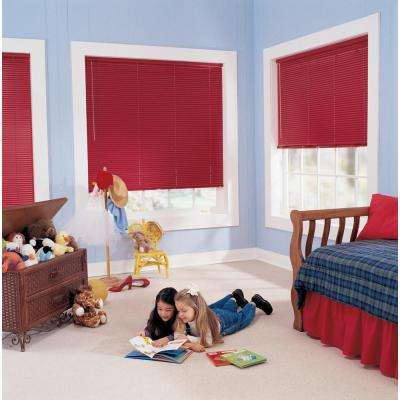 LightBlocker 1 in. Aluminum Mini Blind