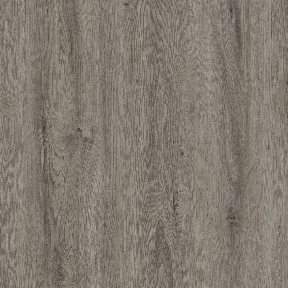 Verge 6 In X 48 In Silver Oak Glue Down Vinyl Plank