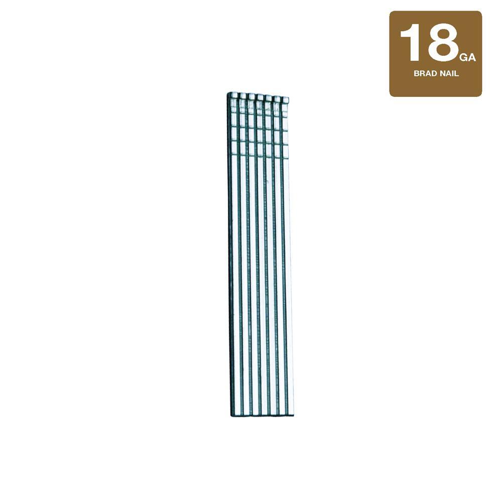 Stanley 1/2 in. 18-Gauge Brad Nails-SWKBN050S - The Home Depot