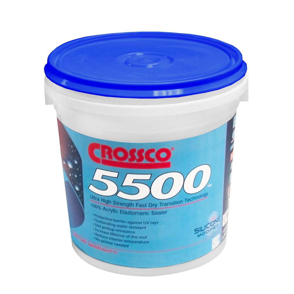 5500 1 Gal. Asphalt Roof Coating Sealer