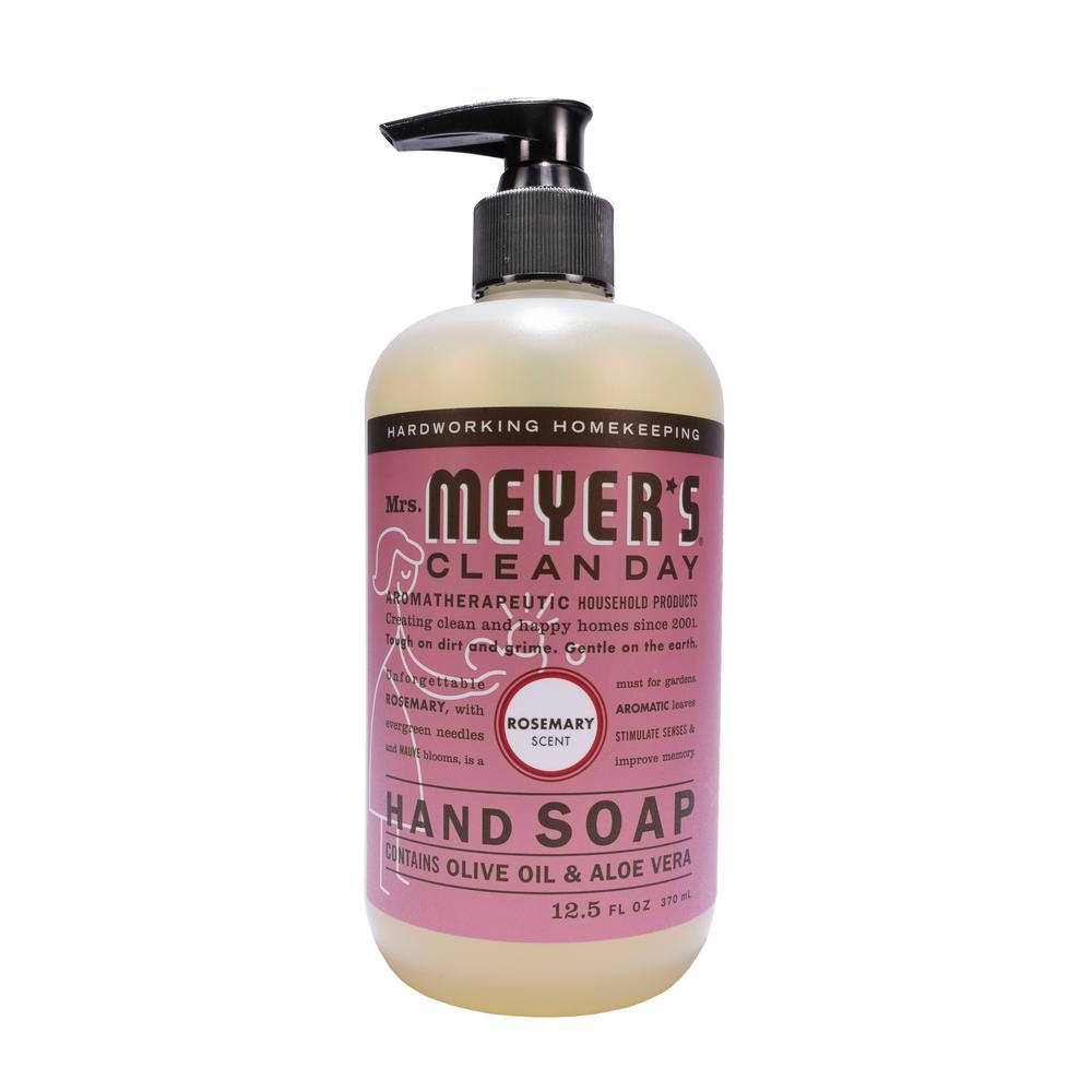 12.5 fl. oz. Rosemary Liquid Hand Soap