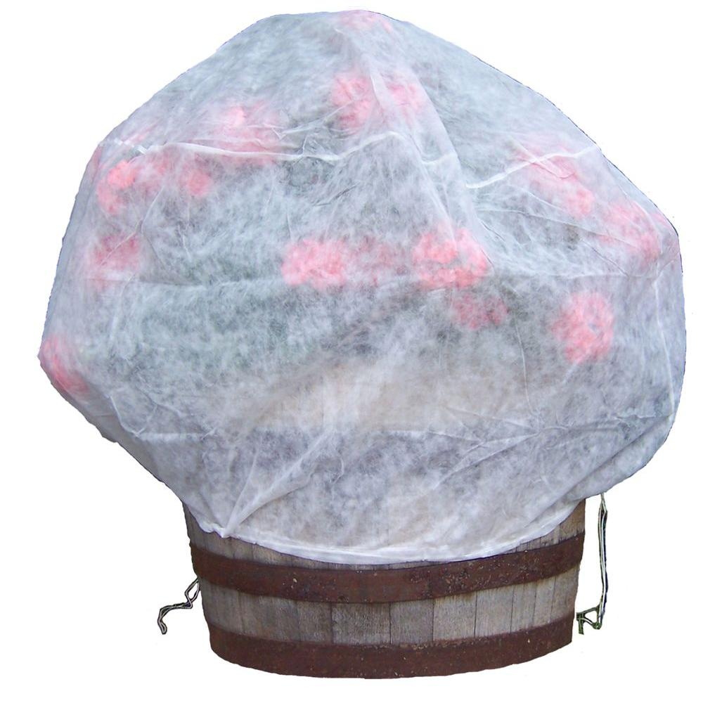 Frost Protek Polypropylene Large Plant Covers (12-Pack)