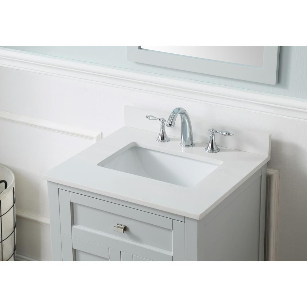 24 X 21 Bathroom Vanity With Sink Artcomcrea