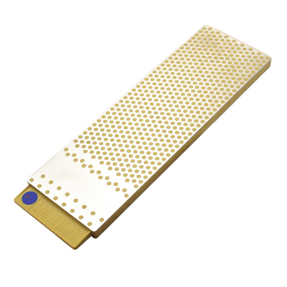 8 in. DuoSharp Plus Bench Stone Fine/Coarse Handheld Sharpener