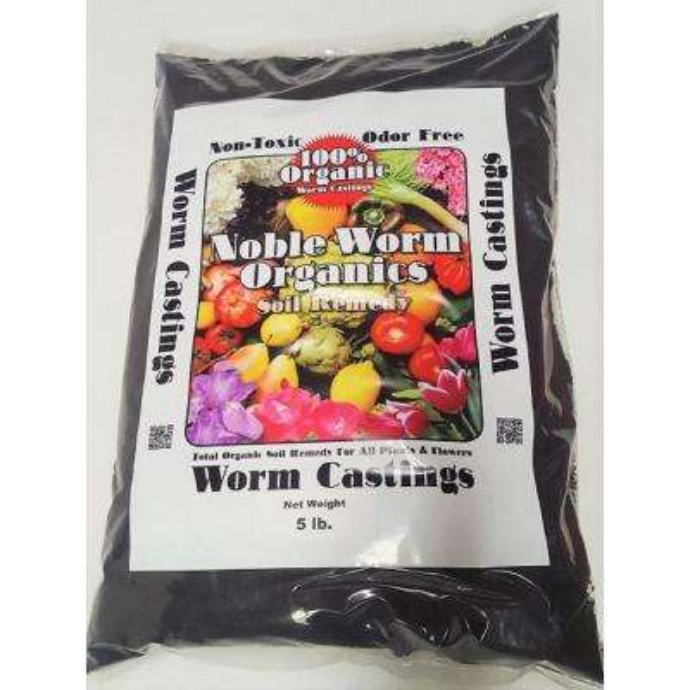 5 lbs. Worm Casting Soil