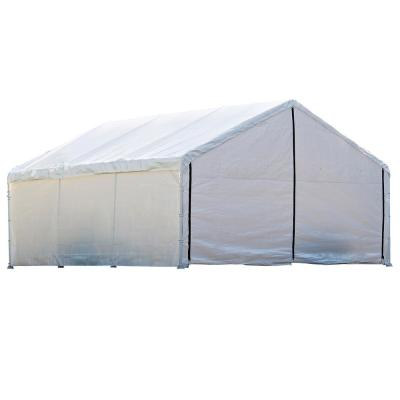 1830 White Canopy Enclosure Kit FR Rated
