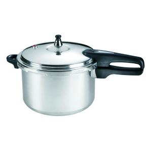 Click here to buy Mirro 8 Qt. Aluminum Stovetop Pressure Cookers by Mirro.