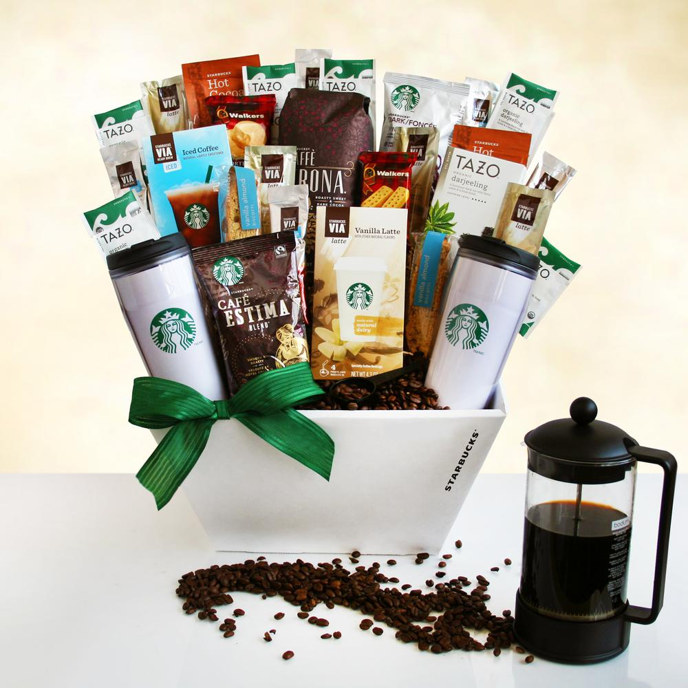 Ultimate Starbucks Coffee Lover's Gift