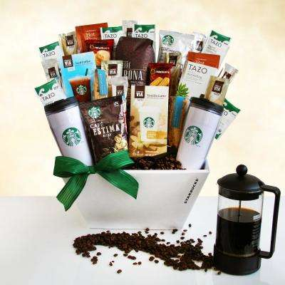 Ultimate Starbucks Coffee Lover's Gift