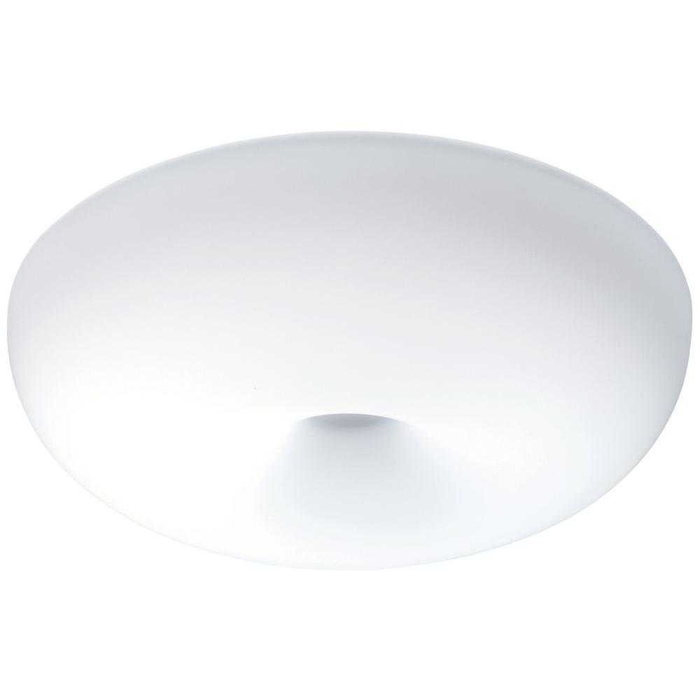 Doko 16 in. White LED Flushmount (4000K)