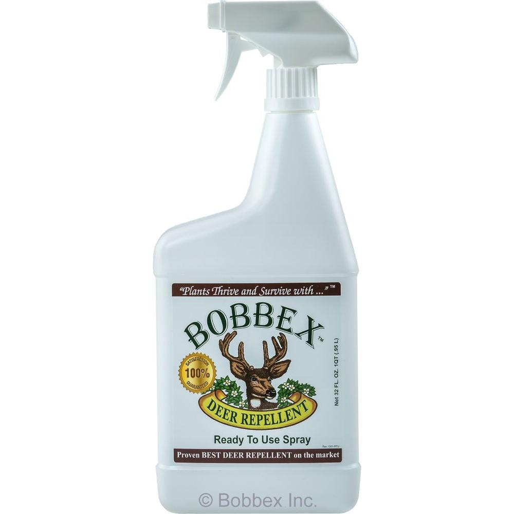 32-oz. Bobbex Deer Repellent Ready-to-Use Spray
