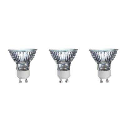 50-Watt MR16 Halogen GU10 TwistLine Dimmable Flood Light Bulb (3-Pack)