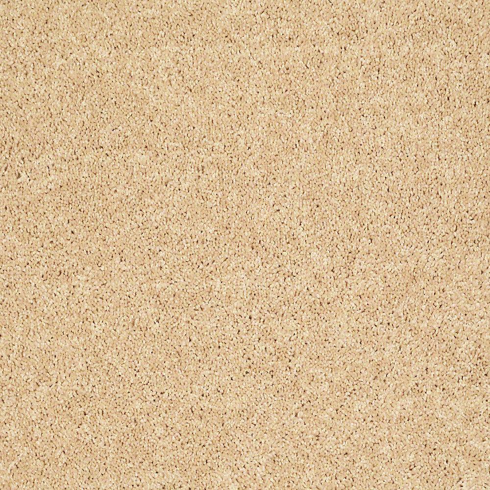 Carpet Sample - Palmdale II 12 - In Color Lavish Bronze 8 in. x 8 in.