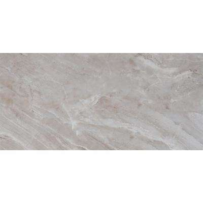 Bergamo Gris 12 in. x 24 in. Glazed Ceramic Floor and Wall Tile (16 sq. ft. / case)