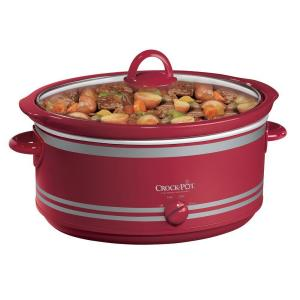 Click here to buy CrockPot 7 qt. Manual Slow Cooker by CrockPot.
