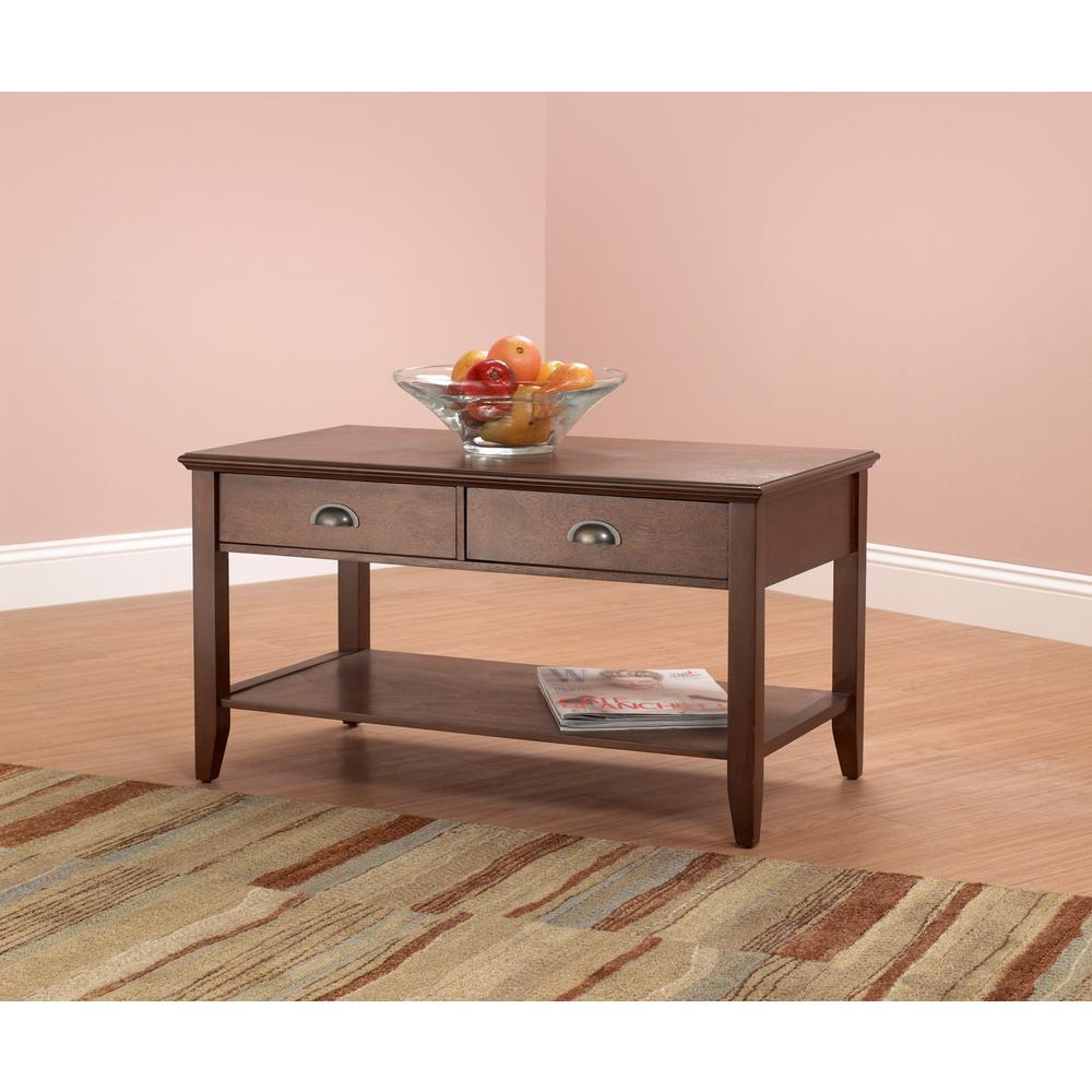 Sheridan Walnut Coffee Table