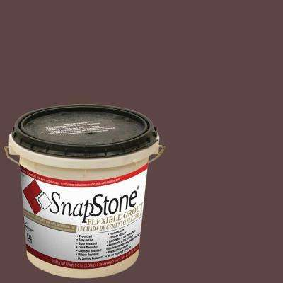 Chestnut 9 lb. Pail Urethane Flexible Grout