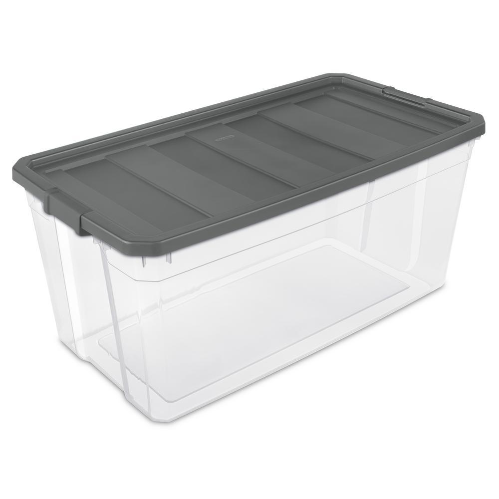 Sterilite 50-Gal. Stacker Box-14791A20
