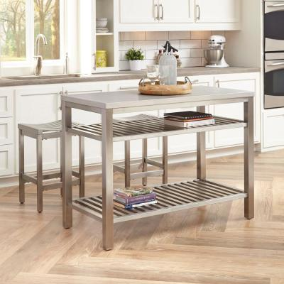 Industrial Kitchen Islands Carts Islands Utility