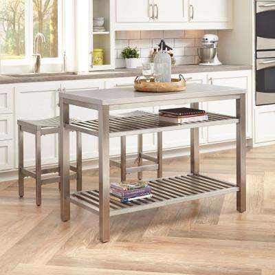4 stool kitchen island kitchen islands carts islands amp utility tables the 3904