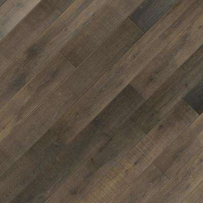 Take Home Sample - EIR Twin Arch Oak Laminate Flooring - 5 in. x 7 in.