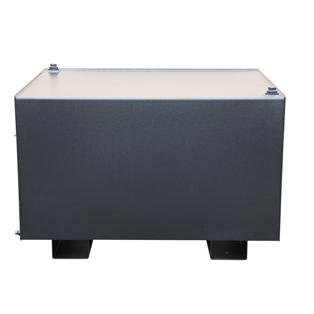 350 Gal. Workbench Style Oil Storage Tank - Waste Oil Heater Stand