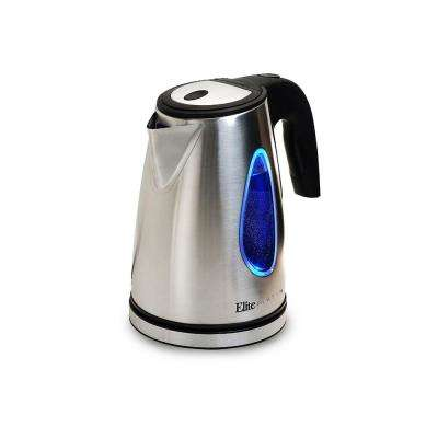 Platinum EKT-1330 7-Cups Stainless Steel Cordless Kettle