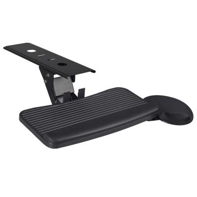 Articulating Right Hand Keyboard Tray