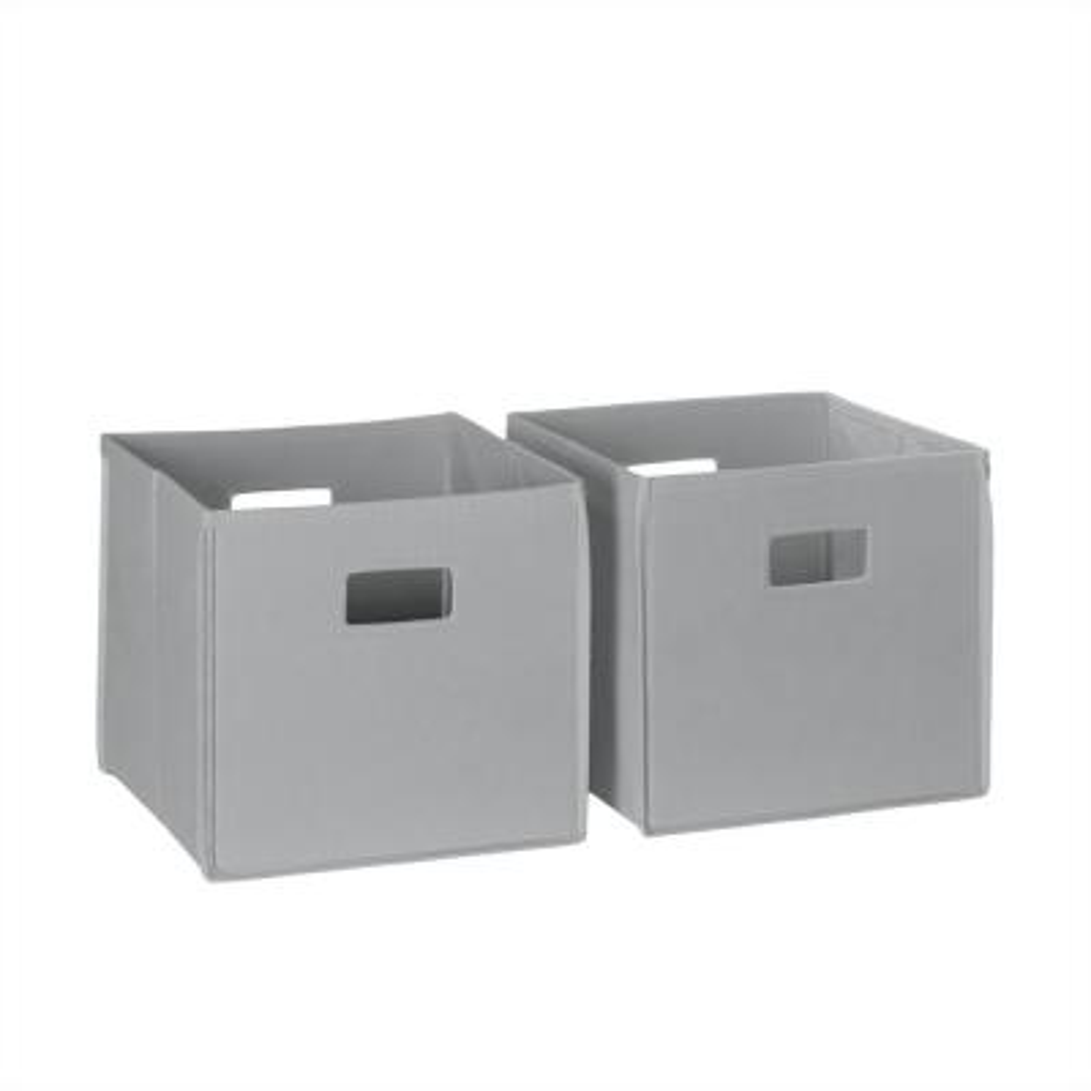 Folding Storage Bin Set 2 Pack