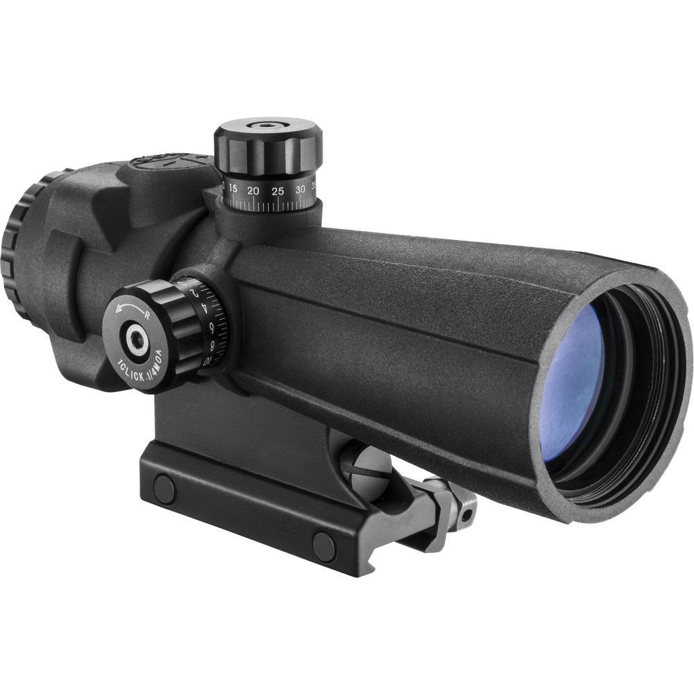 AR-X PRO 5x40 Prism Scope in Black