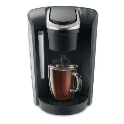 K-Select Matte Black Single Serve Coffee Maker with Automatic Shut-Off