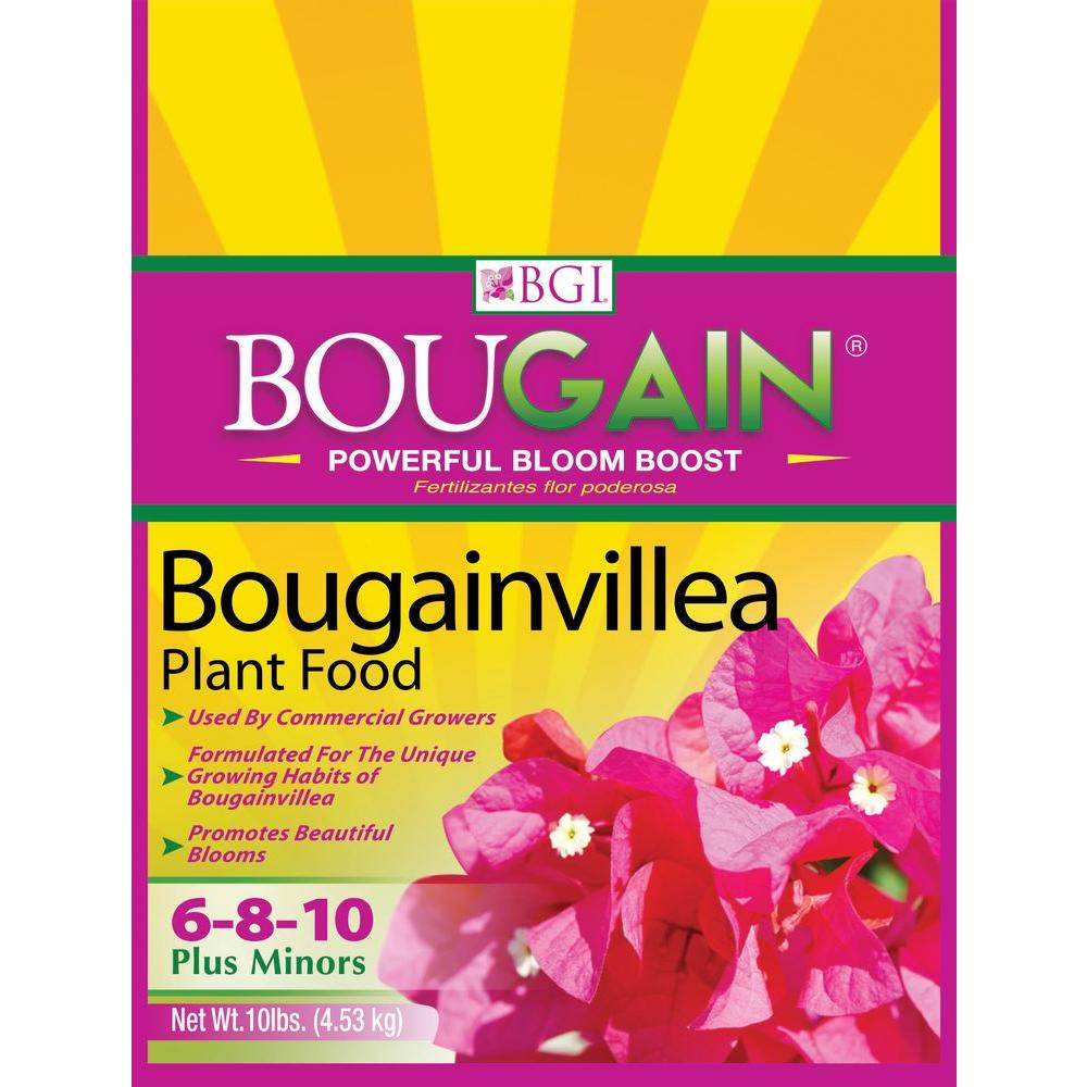 Bougain 10 lb. Bougainvillea Fertilizer-DISCONTINUED
