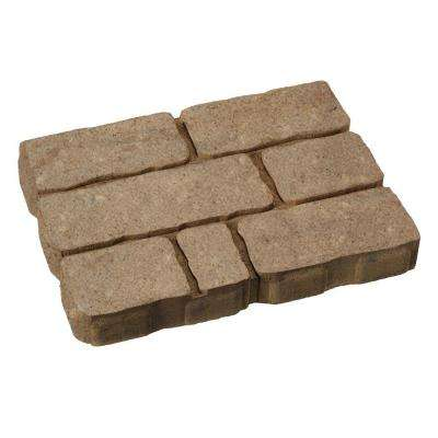 Rockford Stone 15.75 in. x 11.75 in. x 2 in. Avondale Beige Concrete Step Stone (112 Pieces / 149 sq. ft. / Pallet)