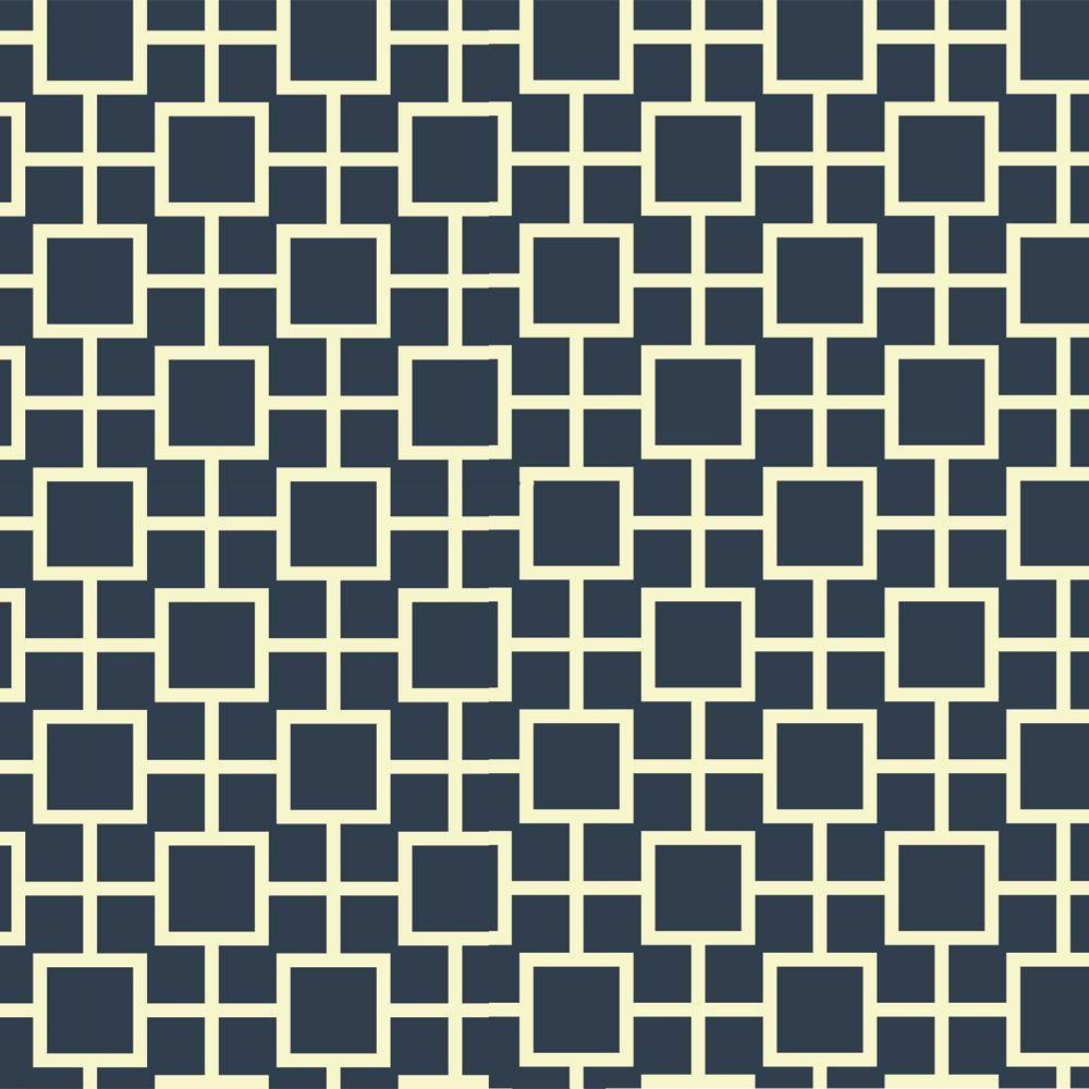 Beverly Glen Four Pattern Repeat Wall and Floor Stencil