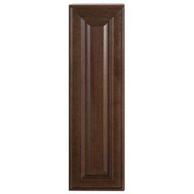 Benton Assembled 9x30x12 in. Wall Cabinet in Butterscotch